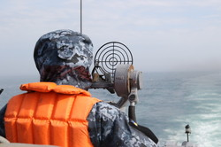 Ракетный танкер «Прилуки» вернулся в Одесский порт