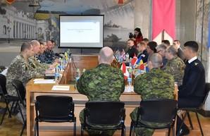 В Одессе прошла встреча командования ВМСУ с представителями иностранных военных ведомств