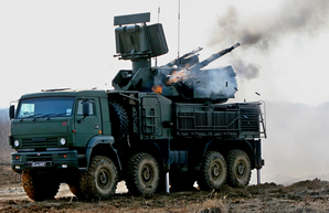 Российская пропаганда запечатлела провал стрельб ЗРПК Панцирь-С1
