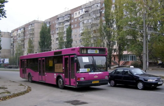 В Одессе и области отменяют автобусные перевозки пассажиров