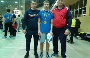 Одессит стал чемпионом Украины по греко-римской борьбе