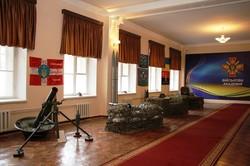 В помещении Одесской военной академии открылся музей