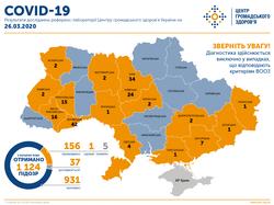 В Одесской области подтверждено уже четыре случая заболевания коронавирусом