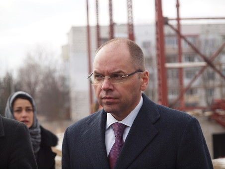Бывший губернатор Одесской области возглавил Минздрав