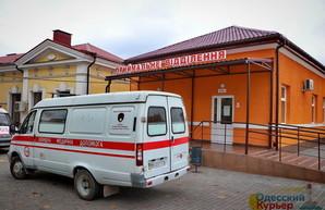 В Одессе больницы обеспечены британскими экспресс-тестами