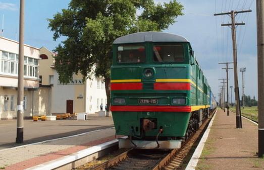 Движение пассажирского поезда на Измаил возобновляется с 19 июня