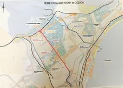 В Одессе будут строить дорогу в порт через поля орошения