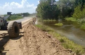 Уровень воды в Днестре падает