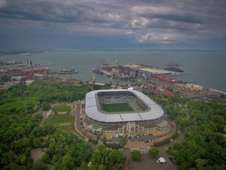 Главный стадион Одессы продали