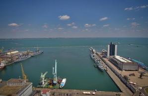 Одесса - на третьем месте в Украине по грузообороту портов