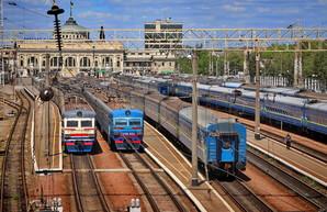 Снова будет ходить пассажирский поезд в Запорожье