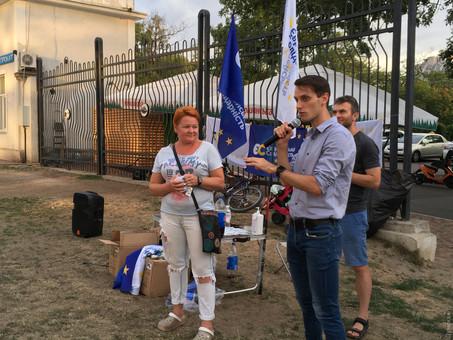 """""""Европейская Солидарность"""" назвала своего кандидата в мэры Одессы"""
