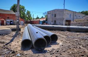 """В Одессе больше чем на сутки отключат воду около """"Привоза"""""""