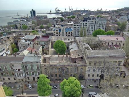 В Одессе взялись обследовать дом Гоголя