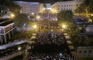 Завтра начинается фестиваль «Хочу в Одессу»