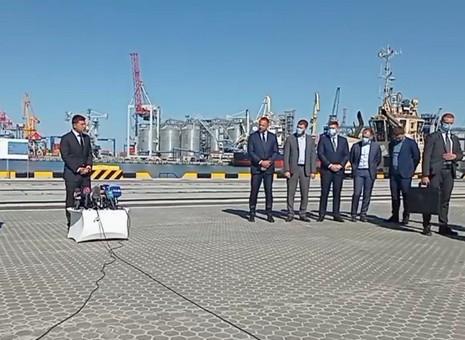 Зачем Зеленский в Одессе: прямая трансляция