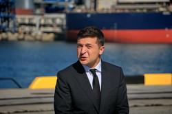 Что делал в Одессе Зеленский: аэропорт, мост, детсад, кандидаты и новый причал в порту (ФОТО, ВИДЕО)