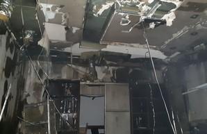 В Одессе подожгли завод по производству пельменей