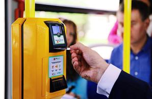 В одессском транспорте хотят внедрить безналичную оплату