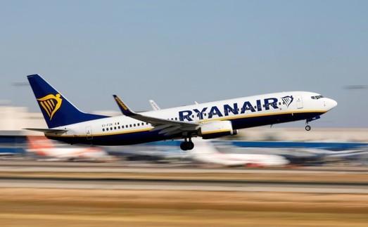 Ryanair отменил несколько рейсов из Одессы
