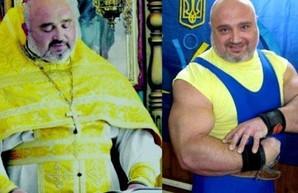 Священника-тяжелоатлета из Болградского района отстранили от служения из-за выборов