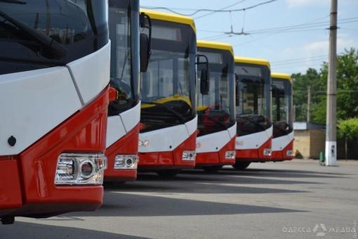 На дороги Одессы выйдут троллейбусы на аккумуляторах: ожидаются задержки в движении
