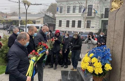 В Одессе почтили память жертв голодоморов