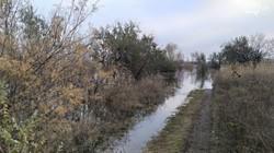Масштабный потоп в Одесской области: Барабойское водохранилище вышло из берегов (ФОТО)
