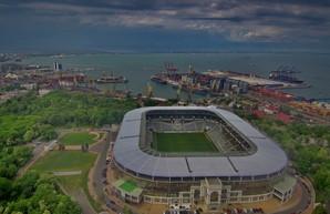 """На одесском стадионе """"Черноморец"""" новые владельцы проводят полный аудит"""