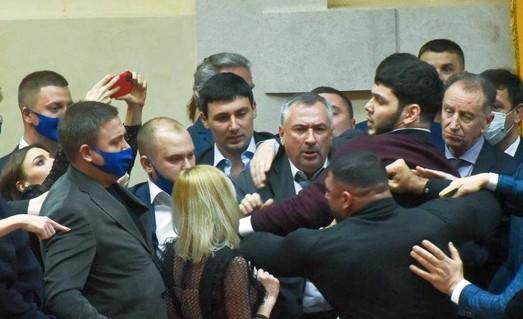 В Одесском облсовете ливквидировали пресс-службу (ВИДЕО)