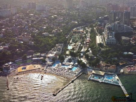 Одесса и Затока - в десятке самых популярных курортов Украины