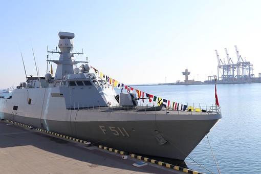 Для ВМС Украины уже строят первый корвет в Турции